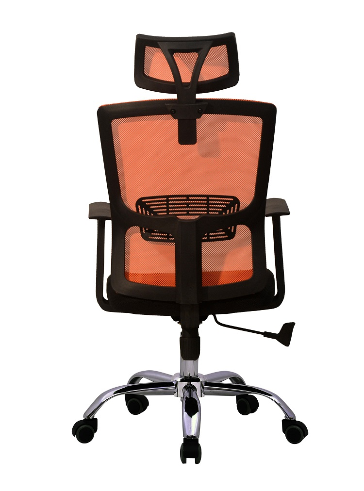 D52# New arrival brown mesh most ergonomic office chair