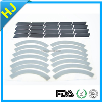 Manufacturer supply self adhesive silicone rubber feet made in China