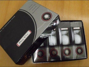 SenCai Custom golf balls packaging paper box