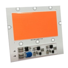 AC220v 100W 380-840nm Full Spectrum COB Led Chip Light 100-110lm/<strong>W</strong>
