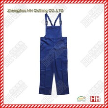 Middle east polycotton navy overalls