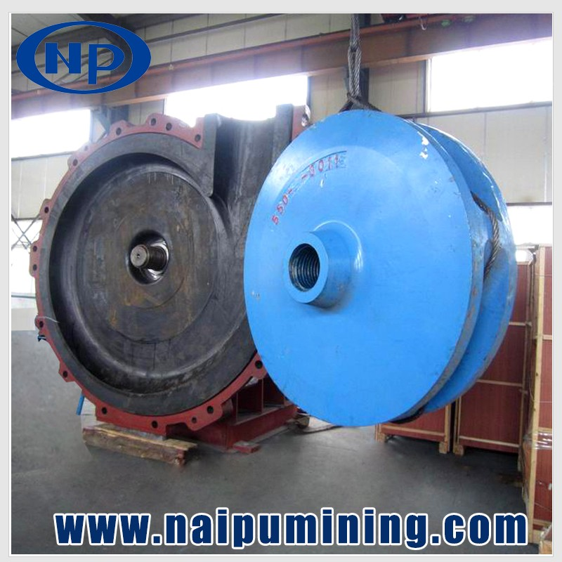 Naipu 300NZJA Slurry Pump for Mining Processing Ore Dressing