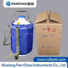 50mm Mouth Biological Liquid Nitrogen Container for storage and transportation