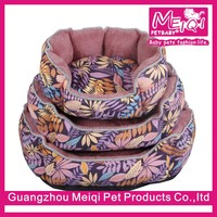 Factory supply pet supplies store round dog bed sofa