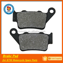 factory price spare parts pad motorcycle ktm brake
