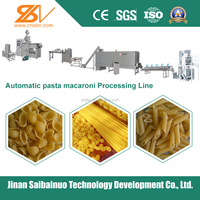 High capacity automatic stainless short cut Italian pasta production line