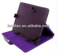 "Unique Universal Flip Artifical Leather Case For 8"" Inch tablet"