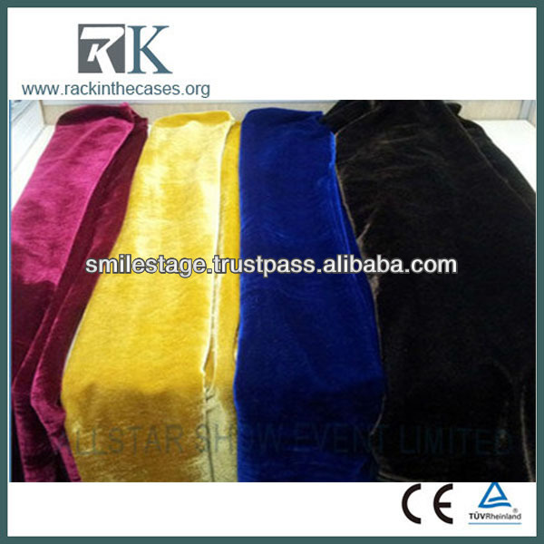 Fire/Flame Retardant Permanent drapery fabric