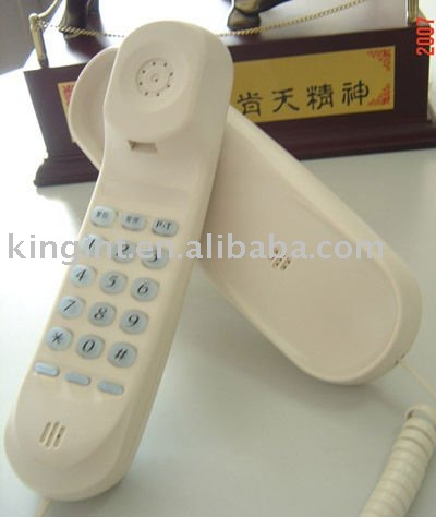 hotel guest room phone/telephone