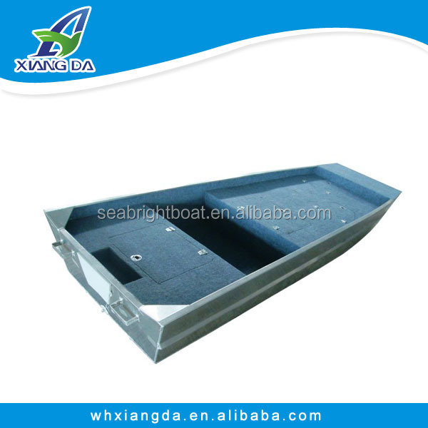 2014 top-sale high speed aluminum work boat