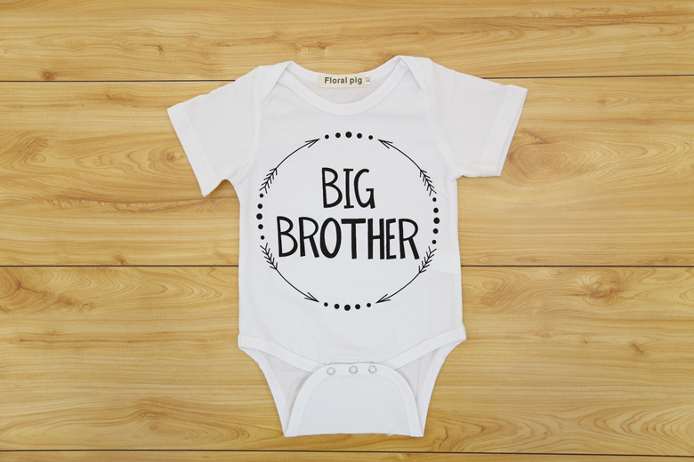 Baby Brother Boutique Clothes Sets Newborn Rompers Toddler Pants Kids Clothing