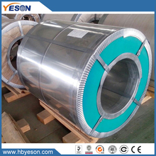 0.5*1250 mm ppgi color coated afp electro galvanized steel coil