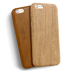 LZB Hot selling Wood Grain Skin Case for iphone 6,for iphone 6s wood case