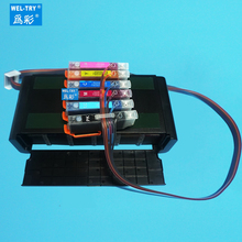 continuous ink supply system suitable for epson XP-760 XP-860 XP-960 XP-55 ciss code T2421-T2426 T2431-T2436 with chip 6 colors