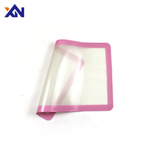 CE Certificate non stick silicone baking mat sheet custom new product very thin