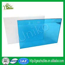 lexan uv-protection high quality fire proof anti-fog corrugated living home sheets