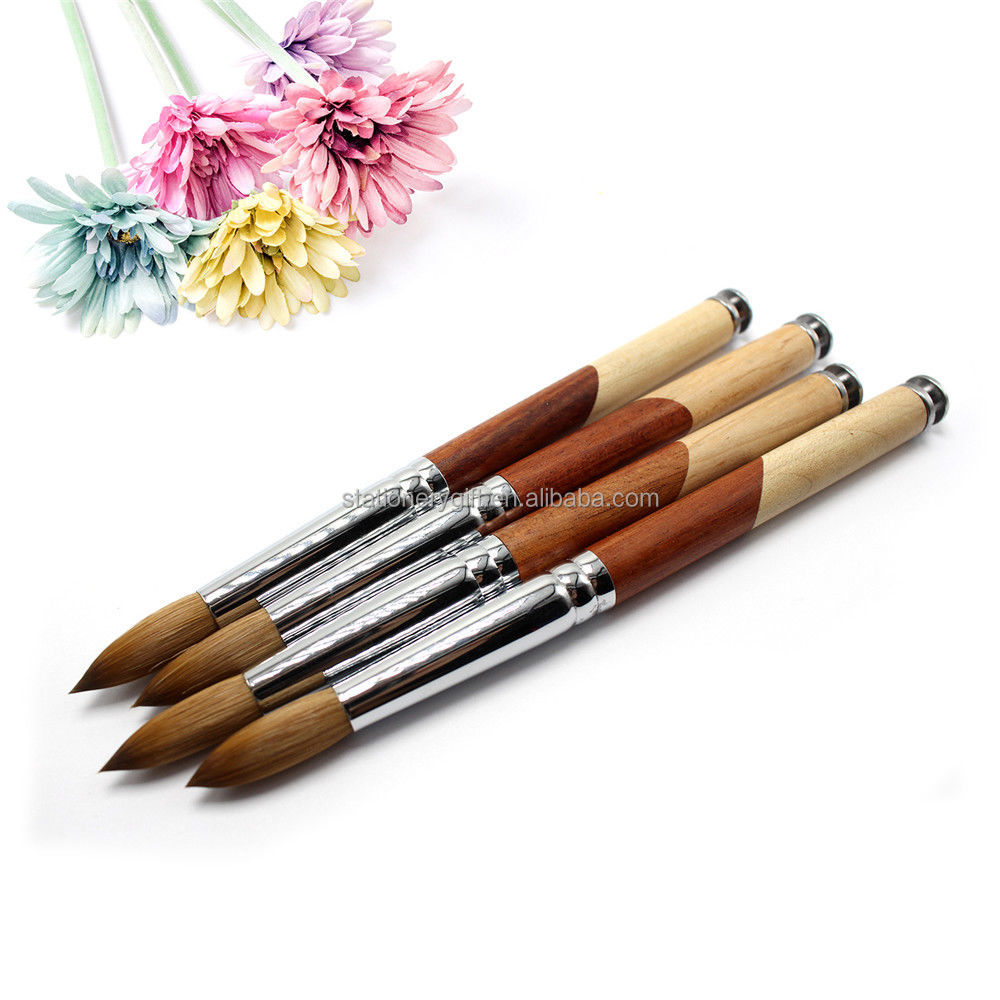 Pure Kolinsky Nail Art Brush, Pure Kolinsky Nail Art Brush Suppliers ...