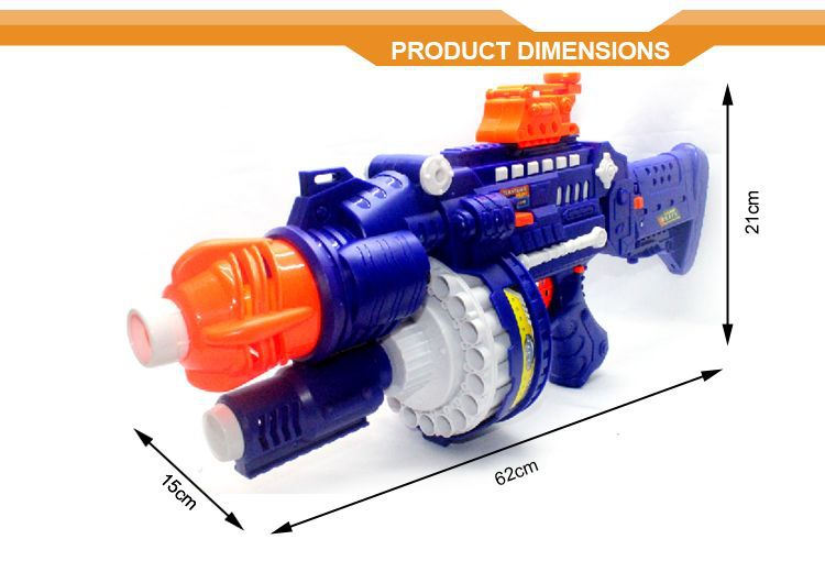 New gun electric toy for kids