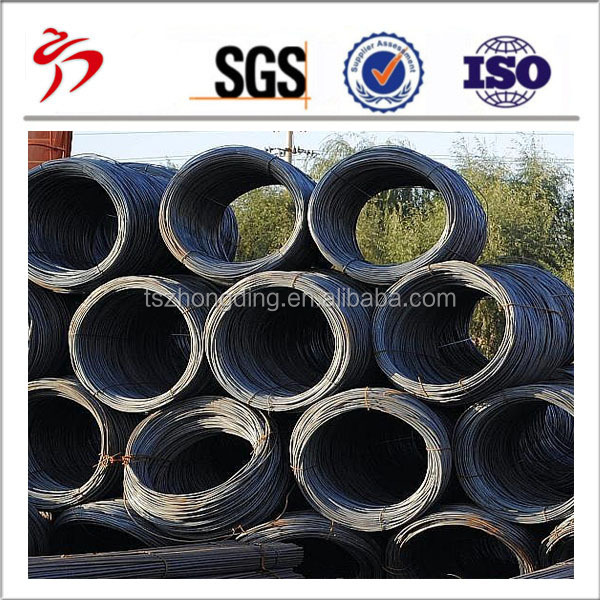 SAE1008B WIRE ROD STEEL PRICE/SIZE