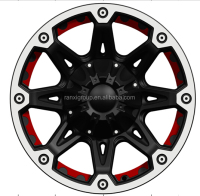 16 inch suv 4x4 aluminum wheel rim/ car alloy wheel