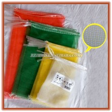 Pe Mono Tubular Knitted Mesh Bag For Fruit And Vegetables packing