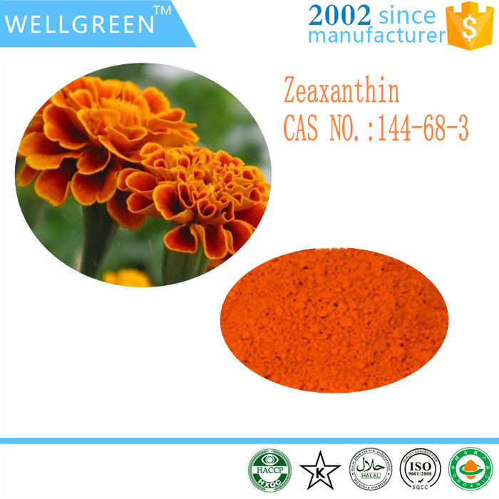 100% Natural plant extract Marigold Flower Extract Zeaxanthin good for eyes