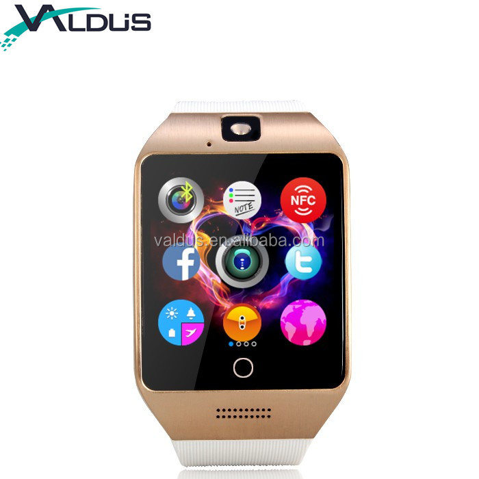 Wholesale Cheap Price Smart Watch Q18 Remote Camera Safe-driving Watch Phone For Android Phone PK A1 DZ09 GT08