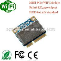 802.11n RT5390 150Mbps Mini PCIe wifi module for ICD