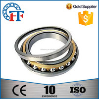 High speed four-point angular contact ball bearings QJF1028M