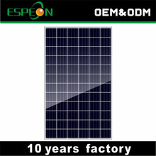 Roof mounted normal specification cheap solar panels 300 watt
