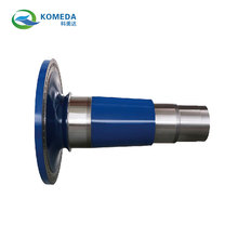 Flexible Forged wind turbine power shaft submersible pump main shaft