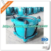 2015 hot sale alibaba dresser coupling cast iron flexible coupling