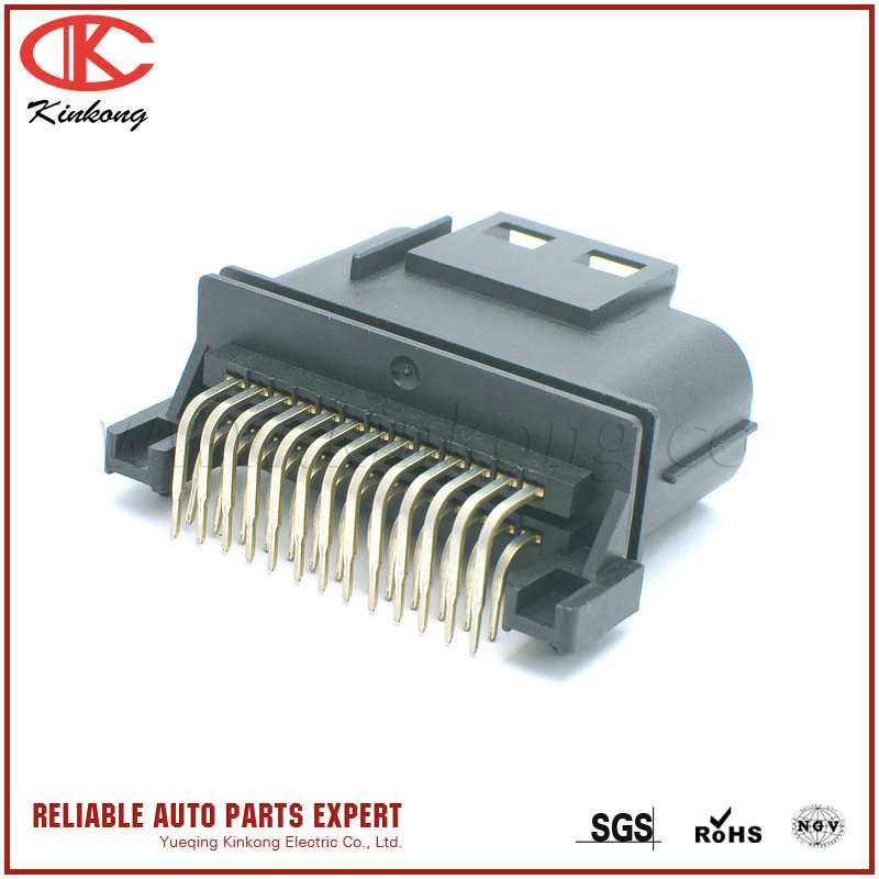 26 Pin Male Electrical auto Car Housing ECU Connector
