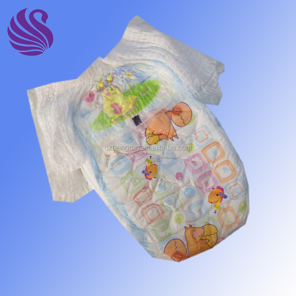 Cute teen baby diaper nappy, baby diaper plastic training pants in Myammar,Philippines,Korea