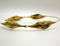Fashion Metal Leaf Headband/Hair band