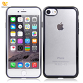 wholesale transparent clear plastic case for iphone 8 tpu case
