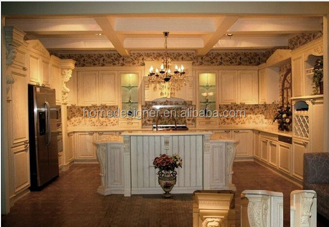 Custom Made Wooden Kitchen Furniture (ZHUV factory)