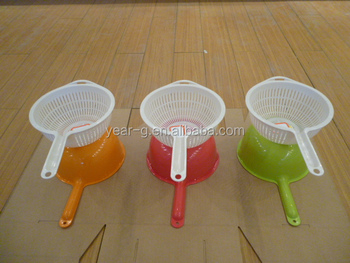 plastic strainer with handle