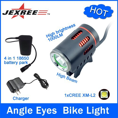 Mountain Bicycle Accesories Bike Light Led Strobe for Camping Rechargeable Waterproof Led Headlamp
