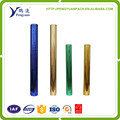 red green blue gold aluminum foil for packing decoration