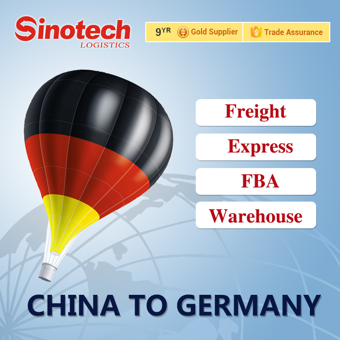 dropship from China to Germany