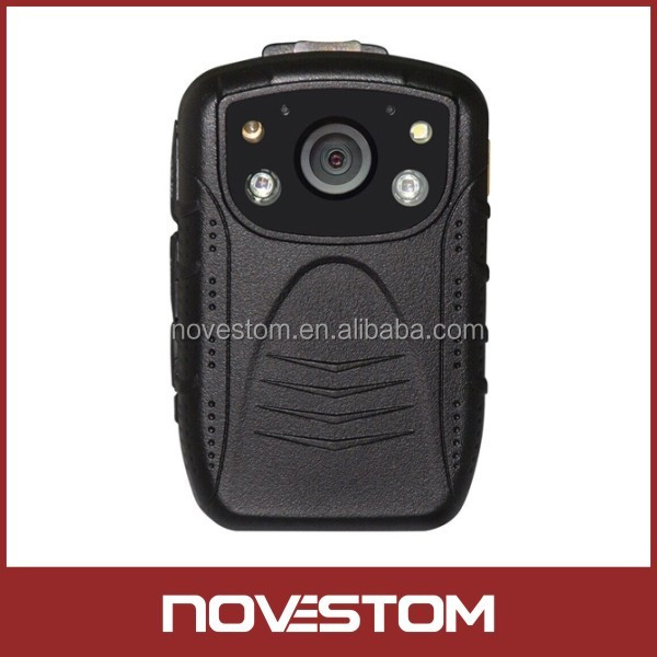 2017 Novestom NVS1-A Police Portable Body Video Camera Recorder DVR 8GB HD 1440P Camera