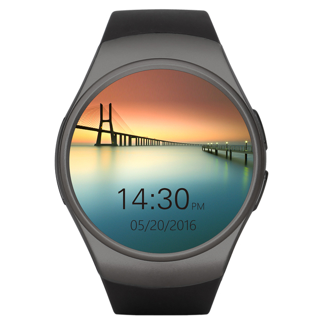 Wholesale price 2g smart phone watch compatuble with ios and android os
