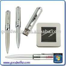 new+hotsale with metal box free laser logo 1G/2G/4G/8G 2.0 metal pen drive
