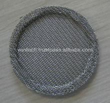 Swaged Mesh Filter for Faucet