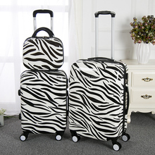 Superior quality super light ABS/PC travel luggage bags sets