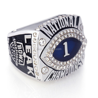 Youth baseball championship rings fashion designs men's ring