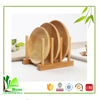 New Design Customized Natural Practical Bamboo Dish Rack