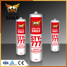 Top Selling Personalized Transparent Cheap Glass Acetoxy sealant silicone