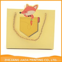 Environmental Cheap Promotional Recyclable Thin Paper Bags Packaging